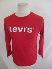 T-shirt Levi's Rouge Taille 12 ans à - 58%