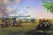 Frank Wootton - April morning: France 1918