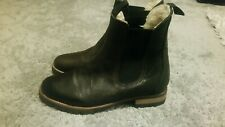 Russell and Bromley Chelsea Boots Size 4 in colour dark brown brand new