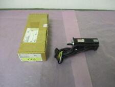 AMAT 1080-01257, Motor, 200W W/24VDC Brake, Sanyo Denki P50B05020DCS00M, 410417