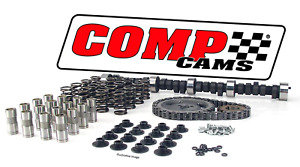 Comp Cams K12-600-4 Thumpr Hyd Camshaft Kit for Chevrolet SBC 305 350 400