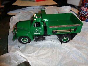 L Suzio Construction Die Cast 1960 Model B Short Dump Truck Mack MIB Box