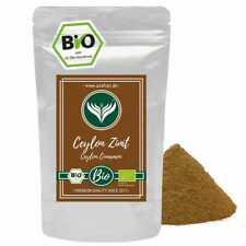 BIO-Ceylon Zimtpulver | Zimt gemahlen (250g)