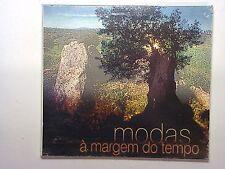 Modas - A Margem Do tempo CD Mint CD