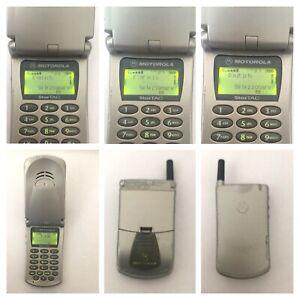 CELLULARE MOTOROLA STARTAC M6088 DUAL BAND GSM SIM FREE DEBLOQUE UNLOCKED