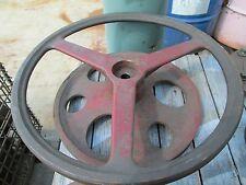 Van Norman Crankshaft Grinder Table Hand Wheel