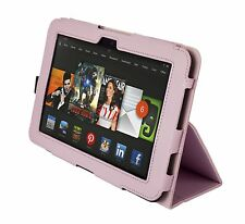 "NEW Kyasi Seattle Classic Tablet Case for Amazon Kindle HDX 8.9"" Blush Pink"