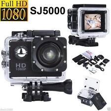 Hot SJ5000 12MP Ultra HD 1080P Waterproof Action Camcorder Sports DV Camera Car