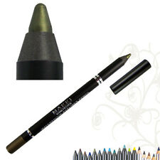 Crayon Eyeliner Makki Vert Olive Dore Chatoyant WATERPROOF