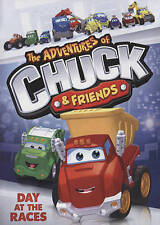 The Adventures of Chuck  Friends: Day at the Races (DVD, 2015)