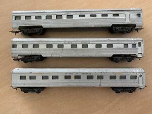 3x LIMA HO Scale Railways Of Australia Carriages.