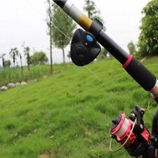LED Luz Alarma Detector Avisador Inalámbrico Para Picada de Pesca Nuevo