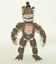 TOY MEXICAN FIGURE FREDDY TWISTED FIVE NIGHTS AT FREDDY'S ANIMATRONICS 8¨