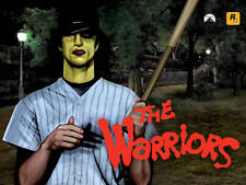 THE WARRIORS 1979 MOVIE ANIMATED POSTER FURY