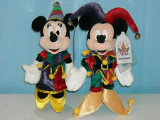 TOKOYO DISNEYLAND JESTER MICKEY AND MINNIE!/15YR. ANNIVERSARY!!
