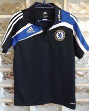 CHELSEA FC 2009/10 Soccer Polo Leisure Jersey THE BLUES Football Shirt Trikot