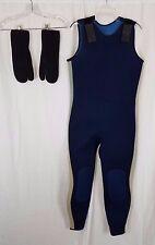 Vintage Heavyweight Neoprene Wetsuit Diving Suit XL Mittens 3 Finger Gloves XXL