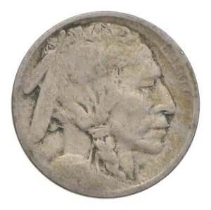 FIRST YEAR - 1913 Type 1 Buffalo Indian Head Nickel *890