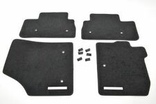 Genuine Land Rover - Freelander 2 - Ebony Carpet Mat Set - VPLFS0245PVJ