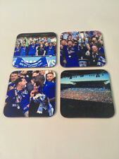 Cardiff City Championship Runners Up 2017-18 COASTER Set