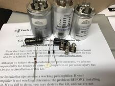 Deluxe Power Supply Capacitor Refurb Kit McIntosh C-22 C22 Preamplifier