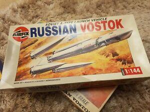 Airfix series 5 Russian vostock  1144