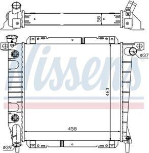 Radiator Front Nissens 620671