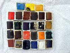 Assortiti Winsor & Newton colori acqua vernici in titolari