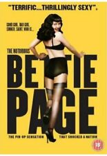 The Notorious Bettie Page DVD (2007) Gretchen Mol as the 50s pin-up legend