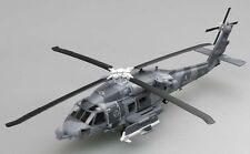 MRC 1/72 HH-60H Seahawk HS6 Helicopter Built-up Diecast Plastic Model 36922