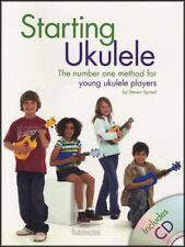 Starting Ukulele Music Book/CD Learn How to Play Beginner Method