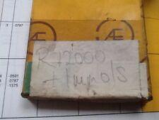 Lambretta +1mm o/size ring set 148cc Li150 two stroke 1959/60
