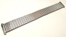 """STAINLESS STEEL WATCH BAND BRACELET 16-20mm LUG SIZE 6"""" INCH LONG"""