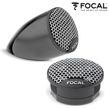 Focal TWU15 Tweeters Flush Surface Tilted Mount Car Tweeters Speaker - 100W