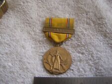 WWII Military American Defense Medal