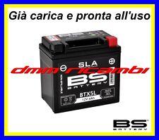 Batteria BS SLA Gel BTX5L equivalente = YUASA ÝTX5LBS YTX5L-BS pronta all'uso