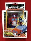 Transformers Choro Q Convoy Optimus Prime TV Version anime manga robot takara