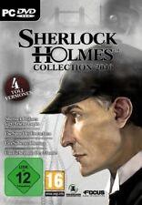 Sherlock Holmes Collection 2010 PC Neu & OVP