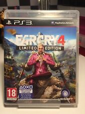 Far Cry 4 Limited Edition PS3 Playstation