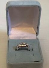 Epiphany Womens Ring Cubic CZ Sterling Silver 925 New Size 5 15.67mm