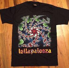 LOLLAPALOOZA - 1993 Festival T-Shirt Vintage Deadstock TOOL Primus Dinosaur Jr