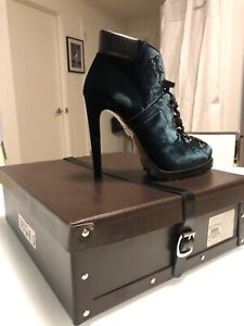 alaia ankle boots