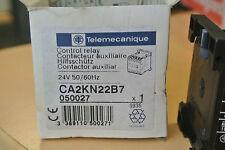 Relais de commande Télémécanique CA2KN22B7 24V 50/60 Hz