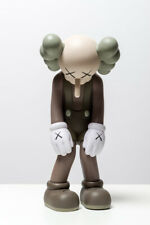 Kaws Small Lie Companion Medicom Vinyl Figure Brown Limited Edition SOLD OUT