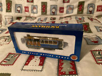 """Bachmann HO Scale Item No 60532 """"HO"""" Scale Trolleys Cable Cars Blue New A"""