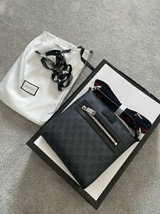 Gucci GG Messenger Bag with Dust Bag And Box Brand New