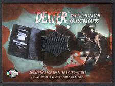 DEXTER SEASON 3 (Breygent) PROP CARD #D3 - P6 DEXTER'S TOOL BAG