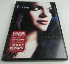 DVD Come Away with Me [Bonus CD] by Norah Jones (CD, Nov-2003, Blue Note (Label)