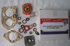 JEEP WILLYS MB-FORD-M201 KIT JOINT CARBURATEUR SOLEX