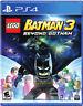 LEGO Batman 3: Beyond Gotham PS4 New PlayStation 4, PlayStation 4